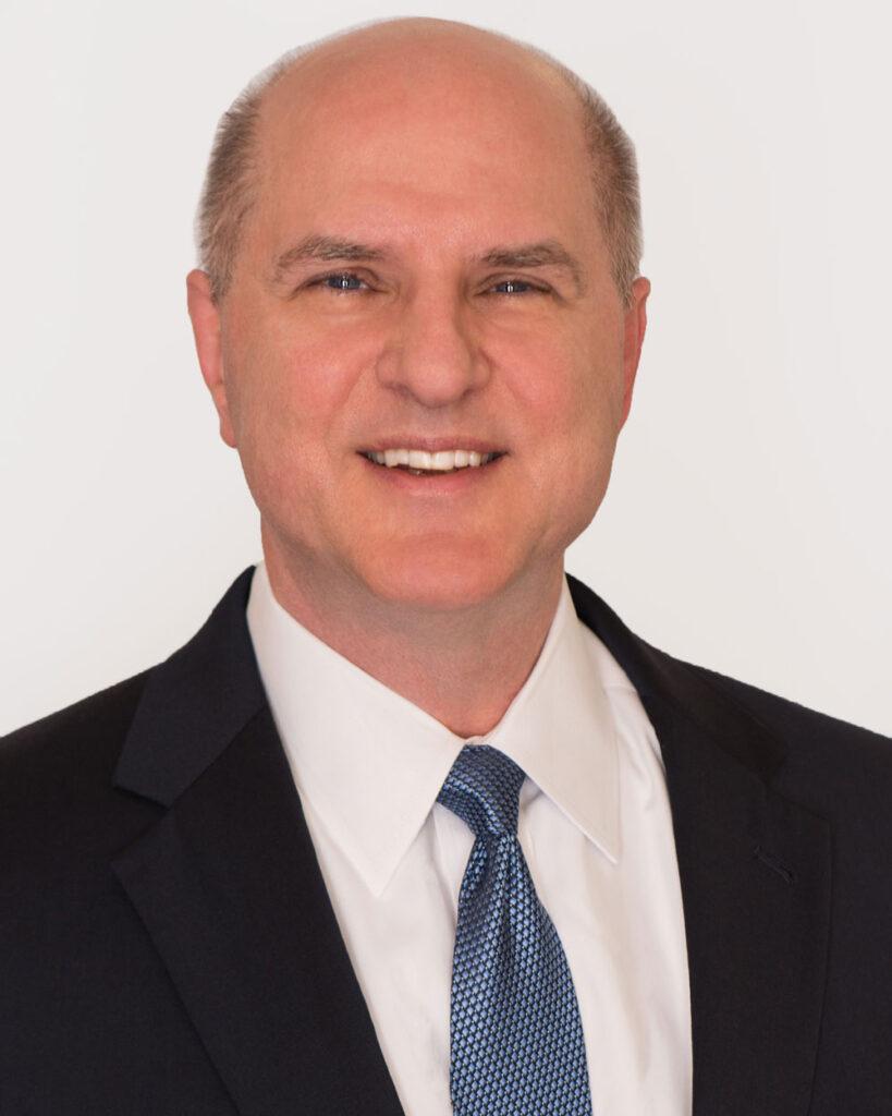 Headshot of Kenneth Bailey