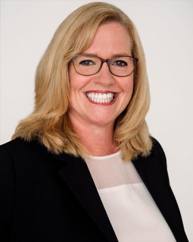 Headshot of Susan Brockman