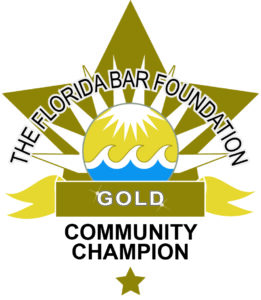 The Florida Bar Foundation Gold Community Champion
