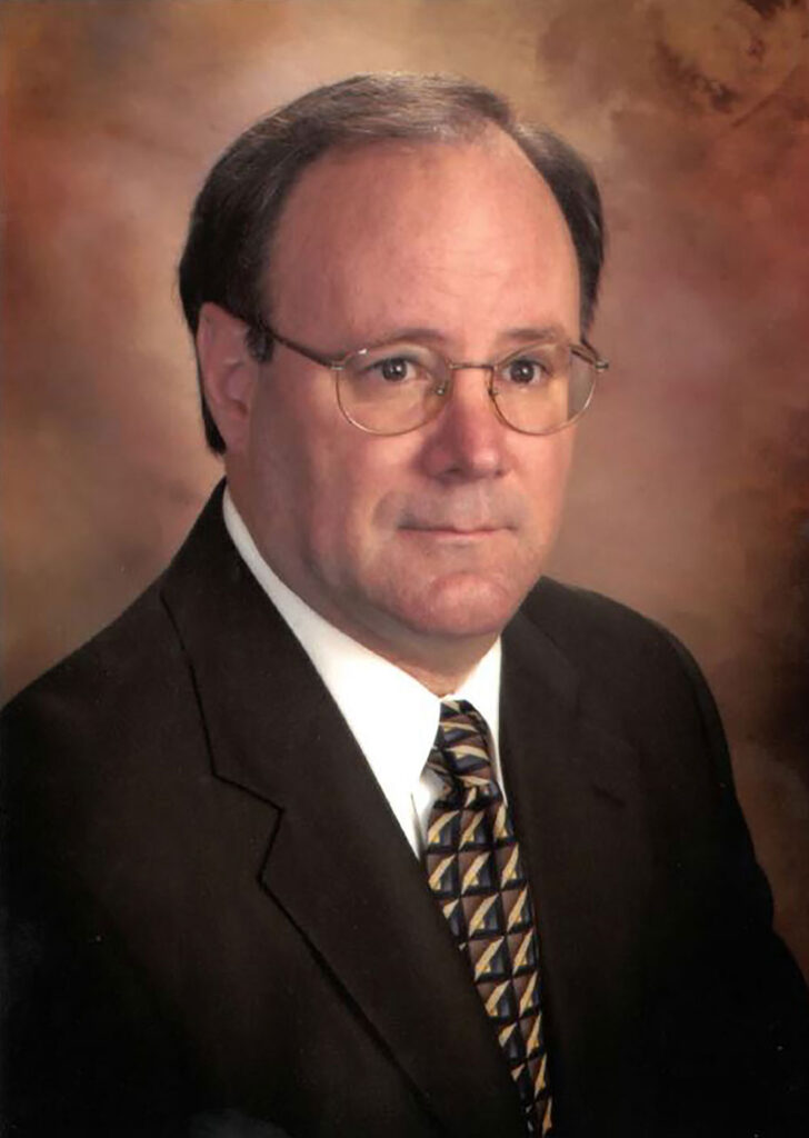 Headshot of Ronald Hockman